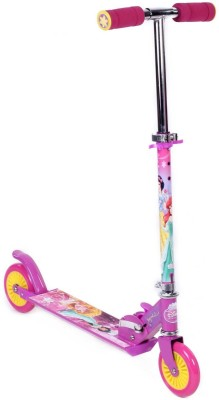The Flyer's Bay Licenced Multi Character 2 Wheel Scooter High Grade Quality (Disney Princess)
