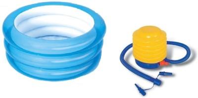 Bestway Kiddie Pool with Air-Step Pump