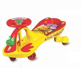 Panda Magic frog car(Red)