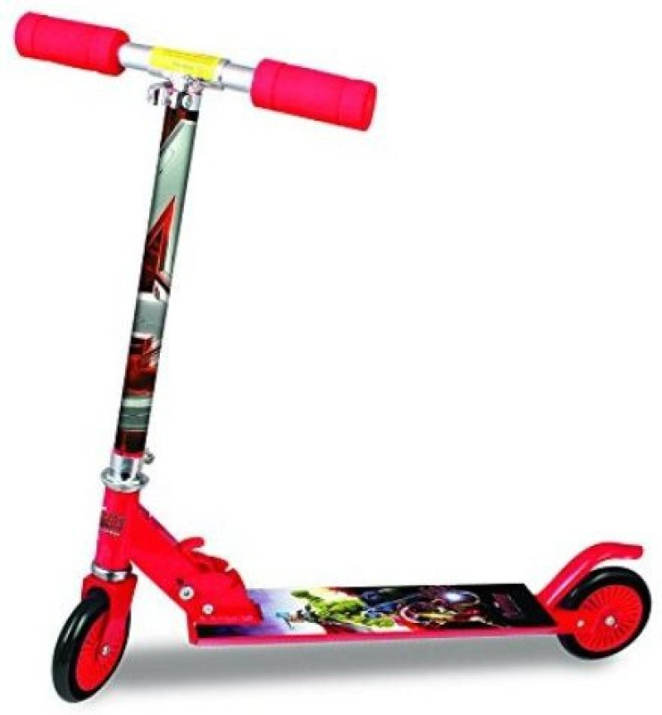 Avengers Two Wheel Scooter(Red)