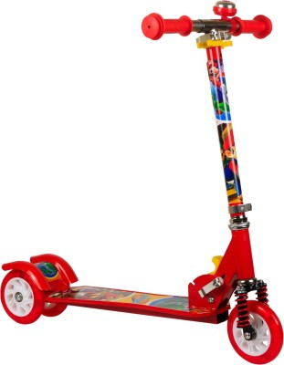 Little Playon Little Play on Kick Scooter Red for 4 to 8 years