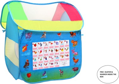 Playhood Balak's Alphabet Hut