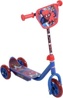 Disney Excel Innovators Three Wheeler Scooter Spider-Man