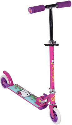 Hello Kitty Scooter for Kids-8901736077019