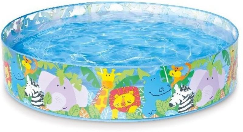 Intex Snapset Pool(Multicolor)
