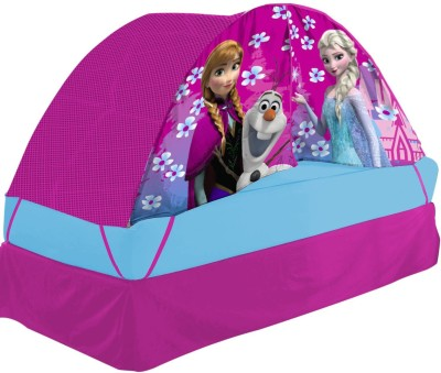 Disney Frozen Bed Tent with Push Light(Multicolor)