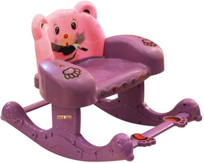 Panda Attractive, Colourful & Branded Baby Rocking Chair With Foot Rest & Seat Belt