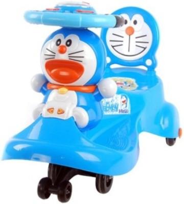 Dinoimpex Blue Magic Swing Car