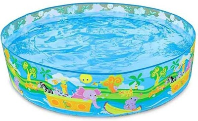 Prro Intex Fun Swimming Pool - 5 Feet