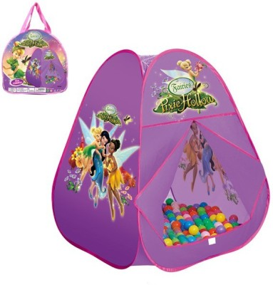Toys Bhoomi Fairies Play Tent - 100% Safe Polyester Fabric
