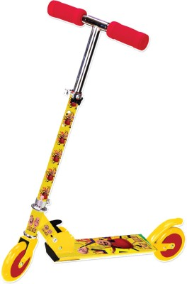 Viacom18 Motu Patlu 2 Wheel Scooter