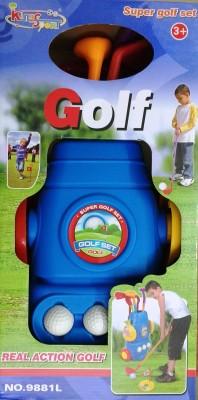 Jaibros Real Action Super Golf Set