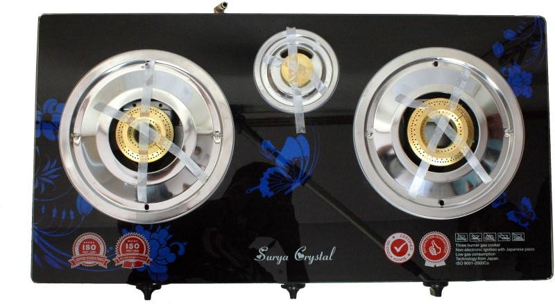 SURYA CRYSTAL Gas Range & Oven Igniter Device(Yes)