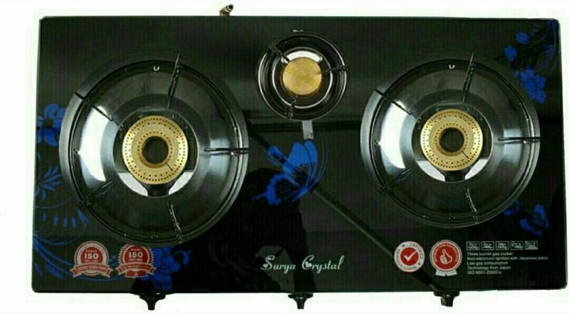 Surya Crystal Gas Range & Oven Igniter Device(Yes)