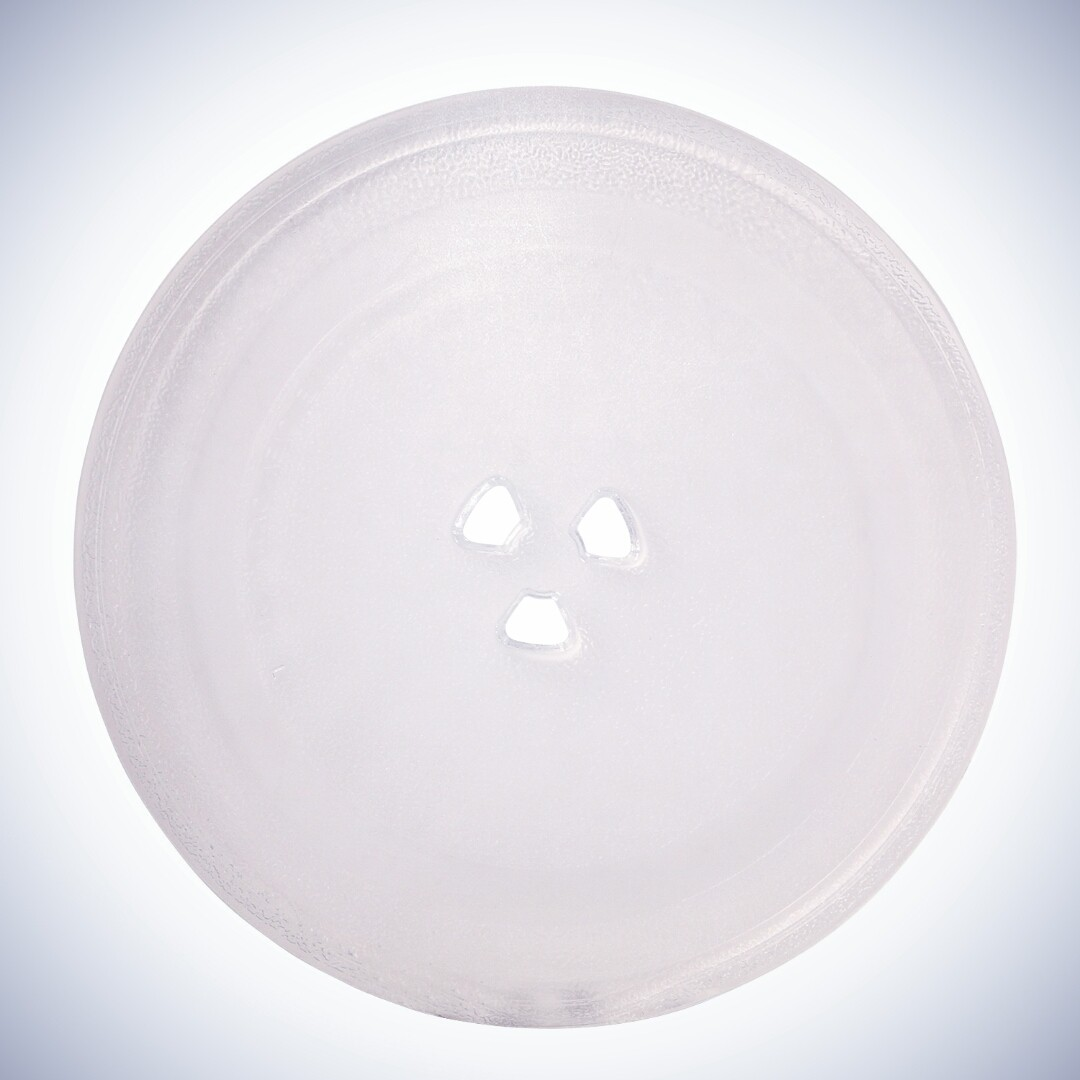 View Super Brite Universal 9.5 Coupler Turntable Plate Fiber Glass Microwave Turntable Plate Home Appliances Price Online(Super Brite)