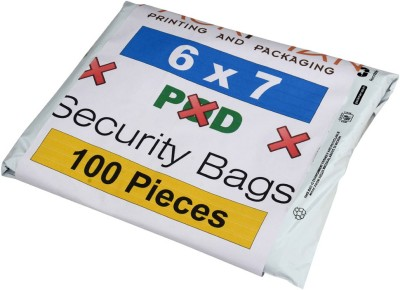 Packman 6 x 7 without POD Jacket with 60 Micron Security Bag(16.51 x 19.05 Pack of 100)