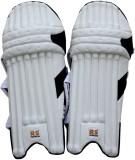 RS Robinson Gold Men Batting pads (White...