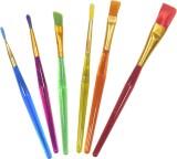 AsianHobbyCrafts Mix Paint Brushes (Set ...