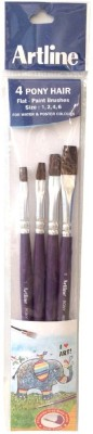 Artline Sachihata Flat Paint Brushes