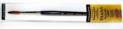 Daler-Rowney Kolinsky Round Paint Brushes