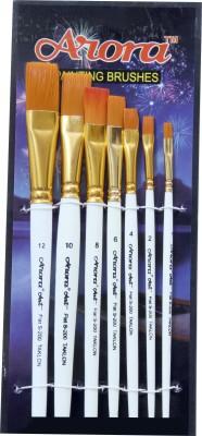 Arora Flat Paint Brushes