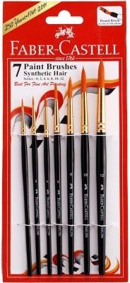 Faber Castell Round Paint Brushes
