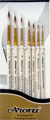 Arora Round Paint Brushes