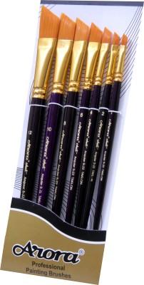 Arora Angular Paint Brushes