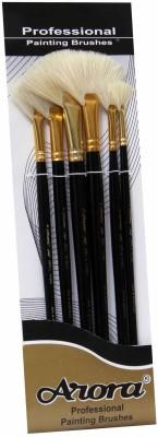 Arora Fan Paint Brushes