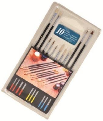Bambalio Fine, Flat, Mix Paint Brushes