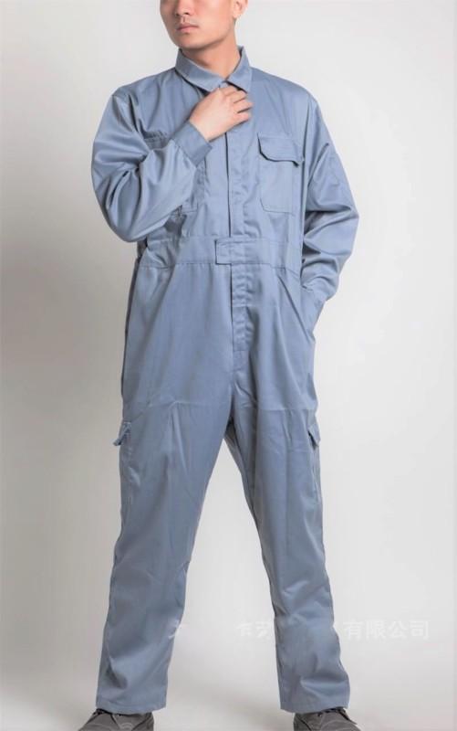 Legasea Ocean King Grey Boiler suits Paint Coverall(L)