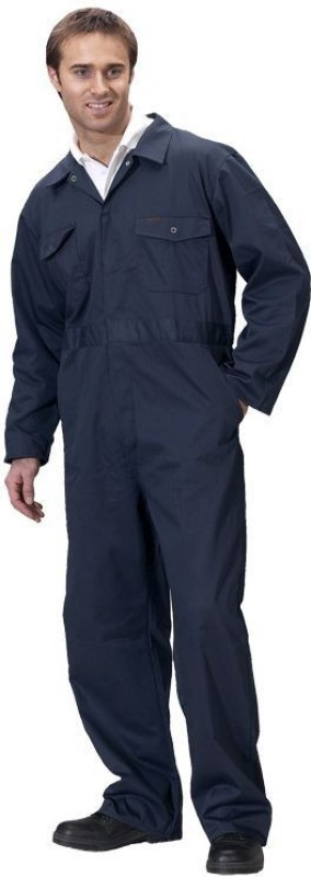 Legasea W/P/N.BLUEBOILERSUIT/XL Paint Coverall(XL)