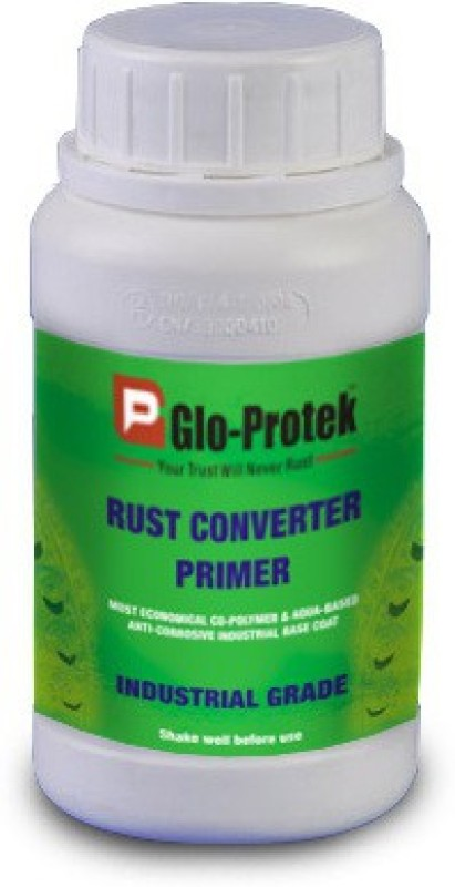 Glo-Protek Rust Converter (GPRC) - Industrial Grade High Build Primer(1 L)