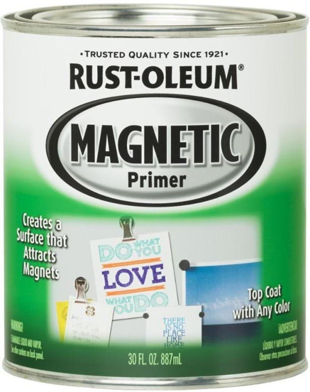 Rust-Oleum 247596 Paint and Primer in One(887 ml)