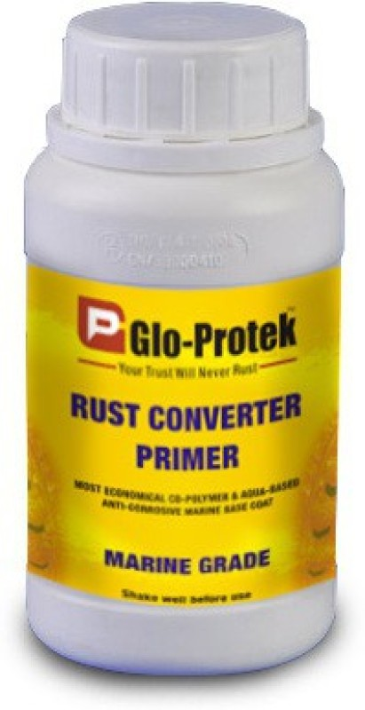 Glo-Protek Rust Converter (GPRC) - Marine Grade High Build Primer(300 ml)