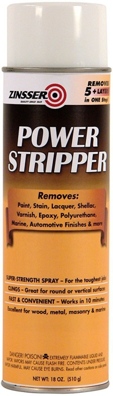 Rust-Oleum 42101-Zinsser-Power-Stripper Paint Remover(510 ml)