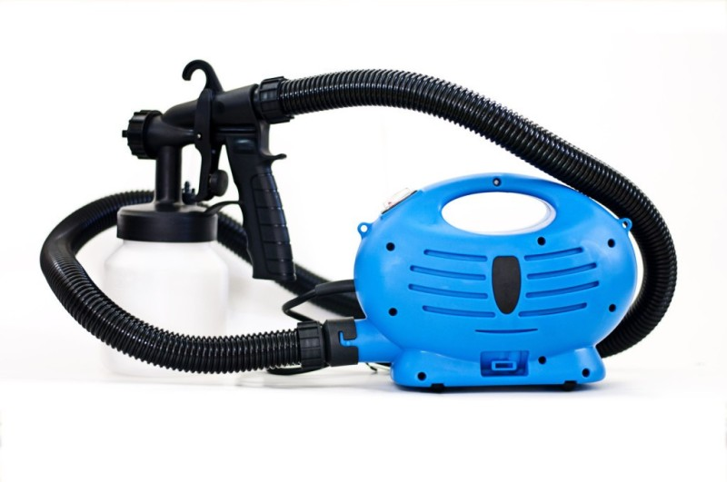 Anything&Everything PAINT ZOOM ULTIMATE PROFESSIONAL PZ650 HVLP Sprayer(Blue)