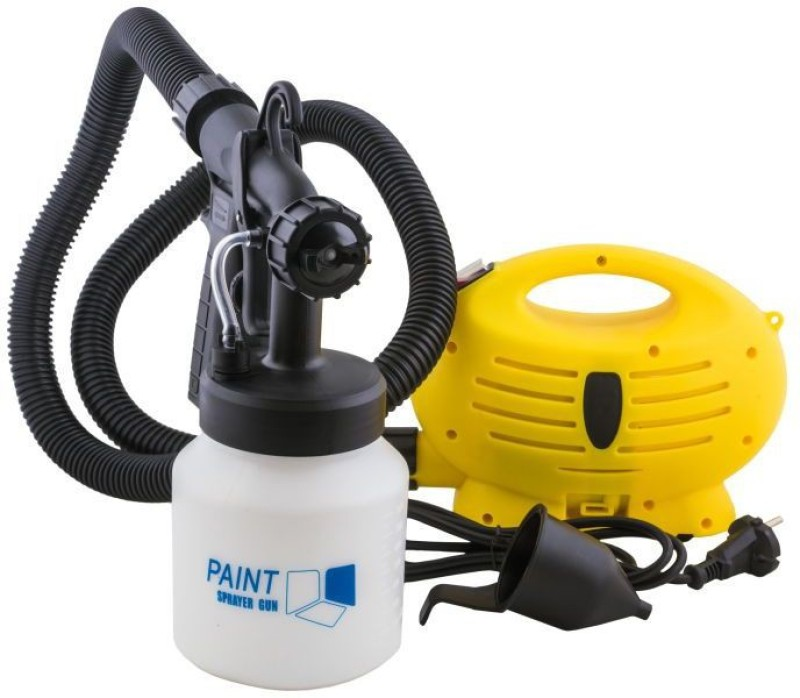 Buildskill Professional Paint BPS1100 HVLP Sprayer(Yellow)