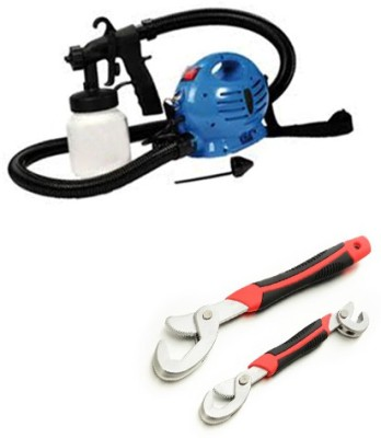 Sobo Paint Zoom With Snap n Grip combo PZ11 HVLP Sprayer