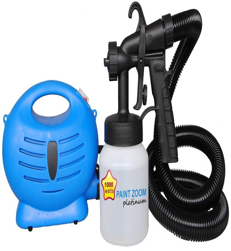 Paintzoomplatinum 1000w Professional Painting Machine pzpt008 Airless Sprayer(Blue)