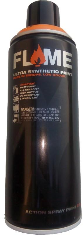 FLAME Spray Paint Bottle(Set of 1, KIWI LIGHT)