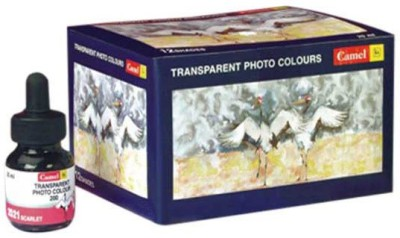 Camlin Transparent Photo Colours Bottle