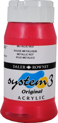 Daler-Rowney System 3 Acrylic Color Bottle