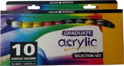 Daler-Rowney Graduate Acrylic Color