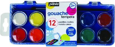 Pebeo Gouache 12 Palette