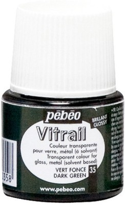 Pebeo Vitrail Satin Glass Color