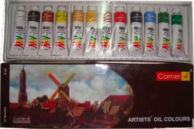 Camlin Artist Colors Oil Paint Tube