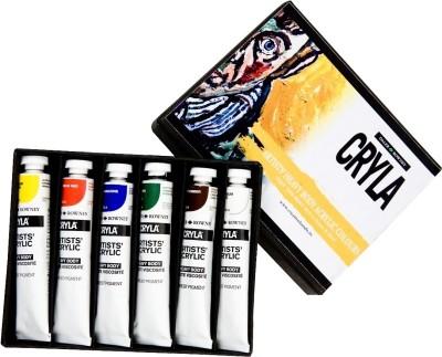 Daler-Rowney Cryla Test the Best Set Paint Tubes