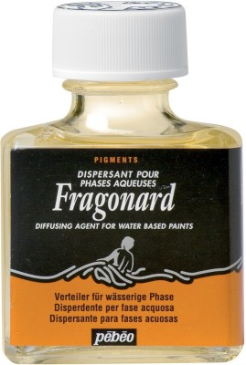 Fragonard Aqueous Dispersant Water Color Bottle