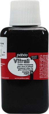 Pebeo Vitrail Satin Glass Color(Purple)
